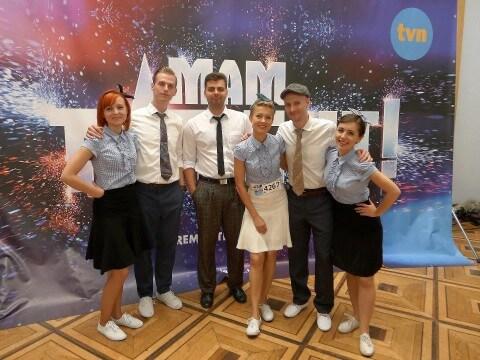 The Swing Alliance - casting do programu Mam Talent