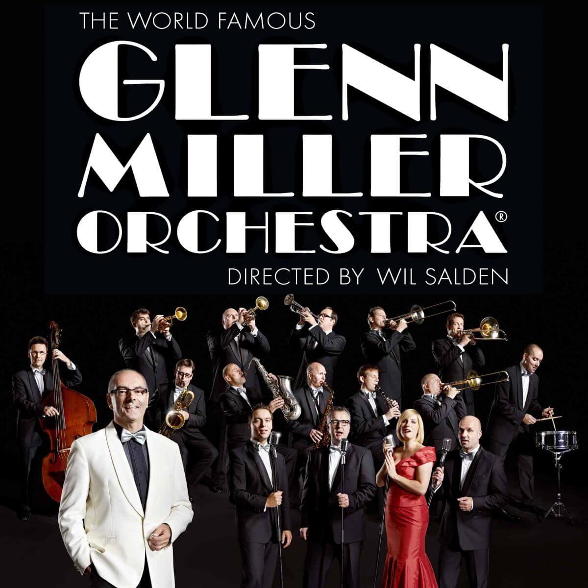 Glenn Miller Orchestra w WarszawieGlenn Miller Orchestra