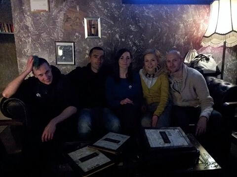 Organizatorzy warsztatów Lindy Hop we Wrocławiu