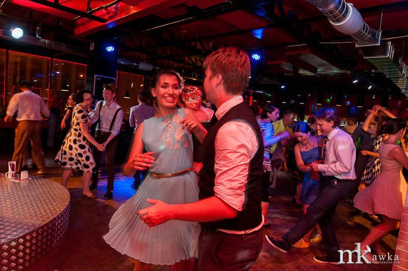 Warsaw Lindy Hop Exchange 2013
