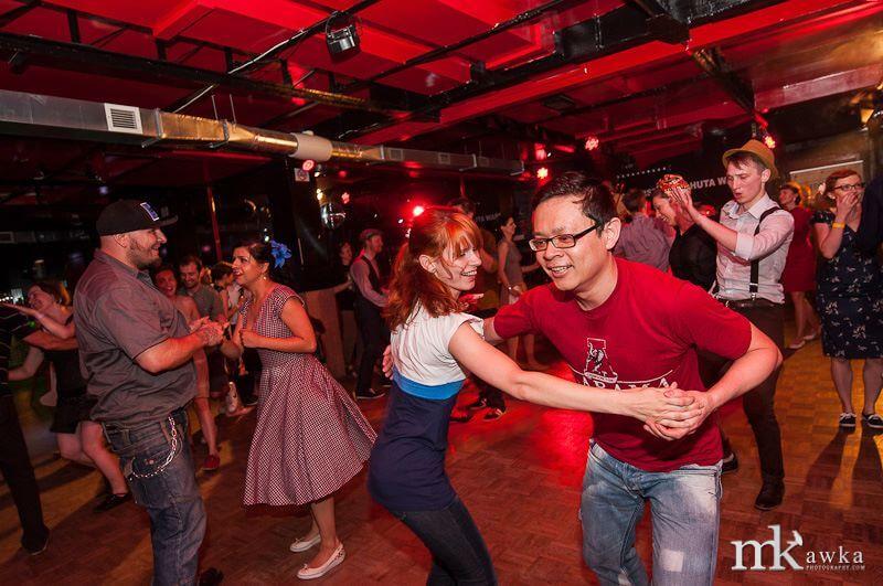 Warsztaty i festiwal Lindy Hop w Warszawie - Warsaw Lindy Hop Exchange
