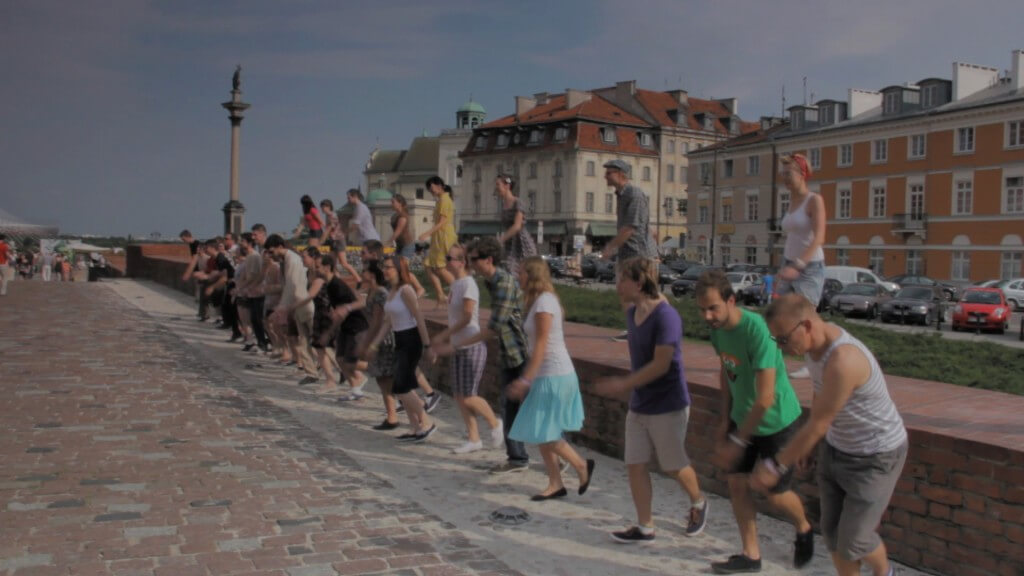 I Charleston Warsaw na Warsaw Lindy Hop Exchange