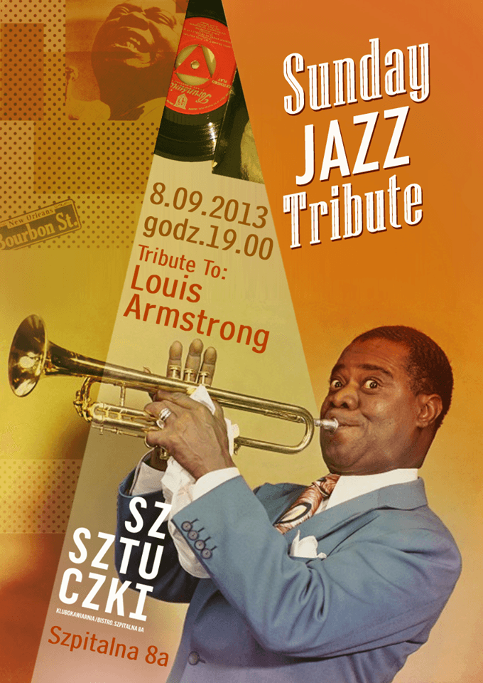 Sunday Jazz Tribute: Louis Armstrong