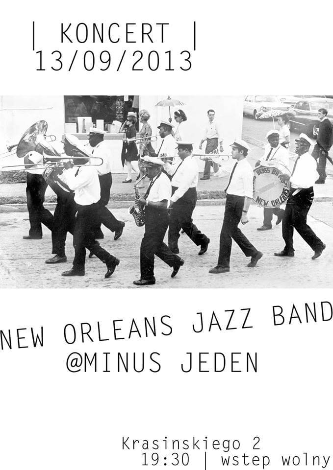 Koncert New Orleans Jazz Band