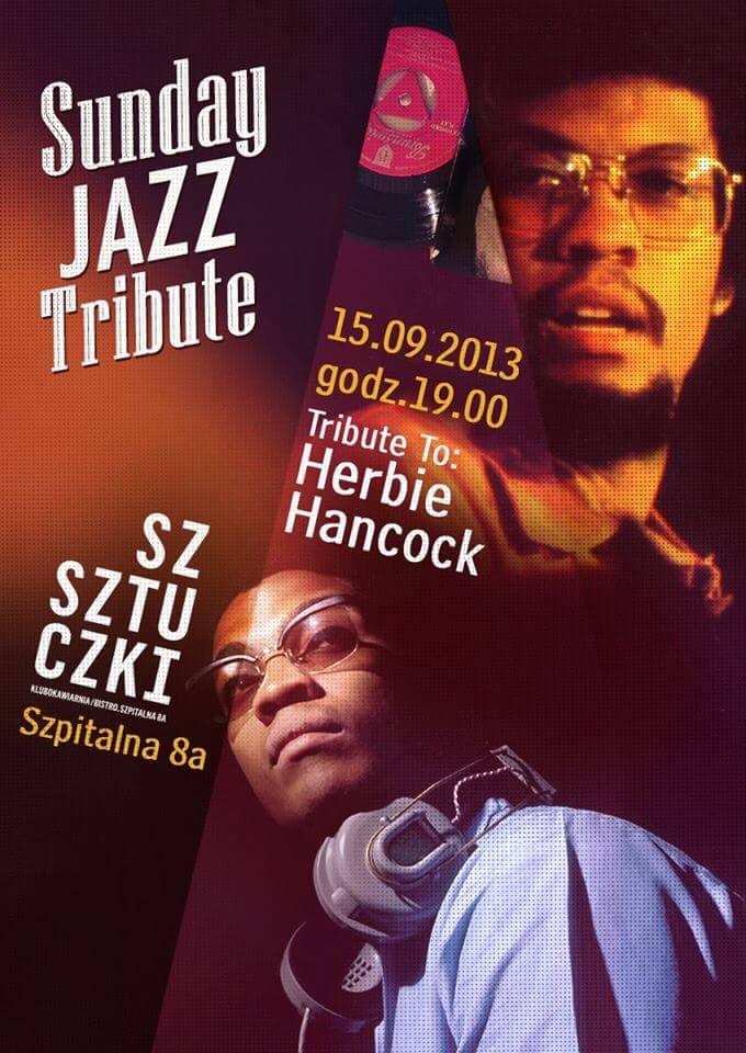 Sunday Jazz Tributes: Herbie Hancock w Sztuki i Sztuczki