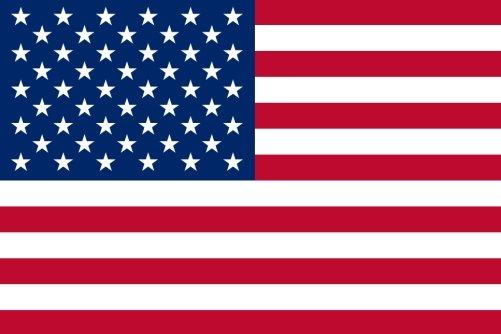 Flaga Stanów Zjednoczonych Ameryki Północnej