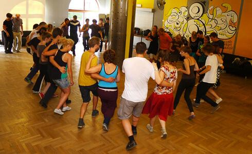 Kursy Lindy Hop w Warszawie