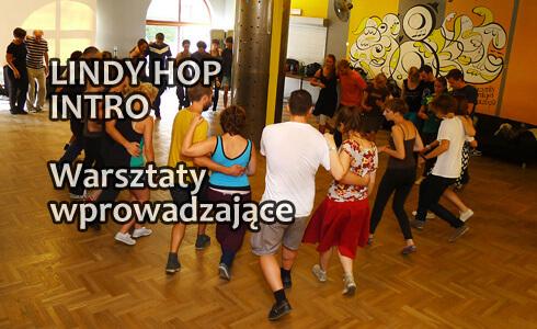 Warsztaty Lindy Hop dla początkujących w Warszawie