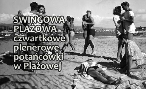 Potańcówki Lindy Hop w Warszawie - Kawiarnia Plażowa