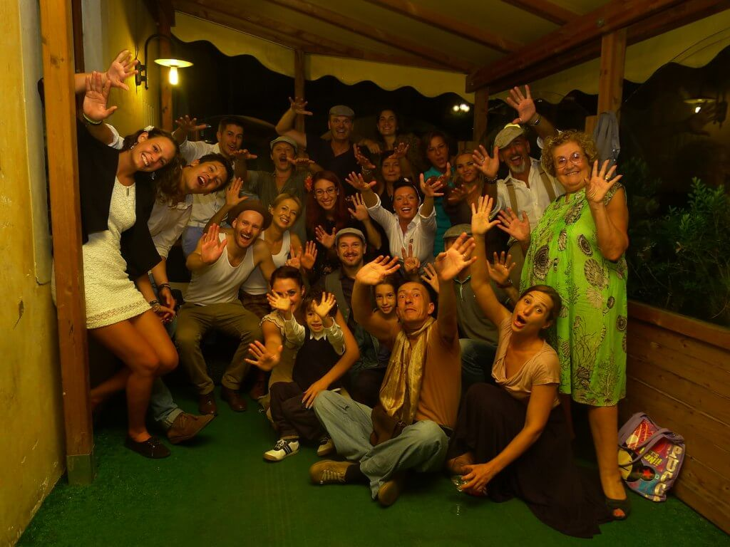 Warsztaty Lindy Hop w Bassano del Grappa
