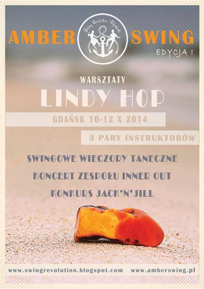 Festiwal Lindy Hop w Gdańsku - Amber Swing