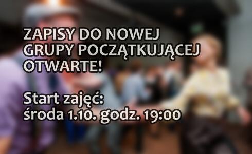 Kurs Lindy Hop Warszawa