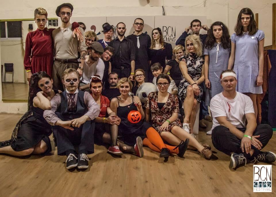 Ekipa SWINGOUT.PL na festiwalu Collegiate Shag w Barcelonie
