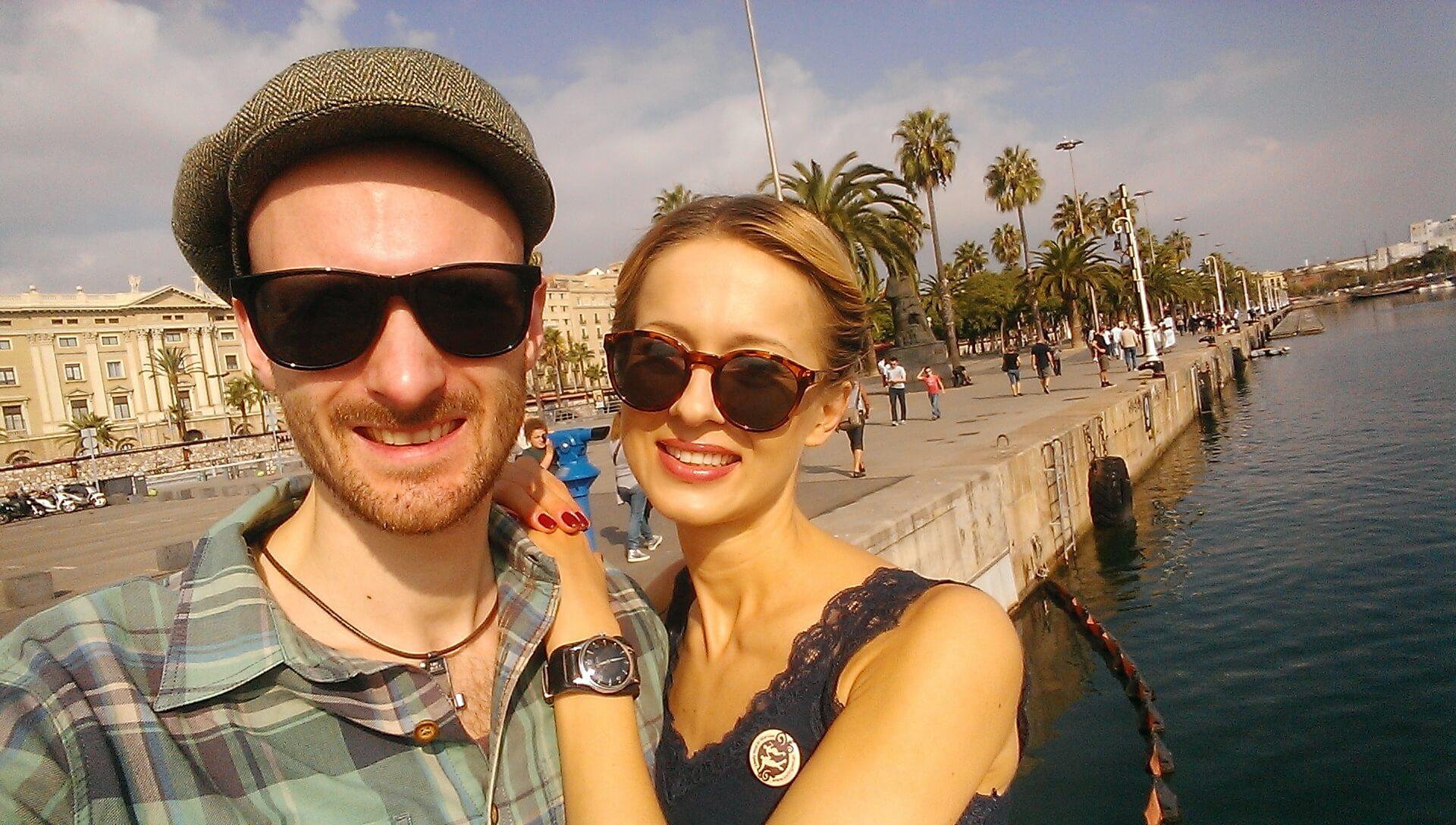 Michał i Kasia na BCN Shag Festival