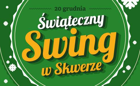Swing Lindy Hop w Skwerze Warszawa