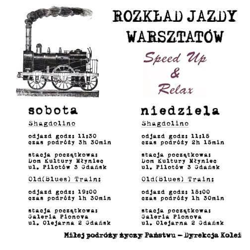 Warsztaty Collegiate Shag i Bluesa w Gdańsku