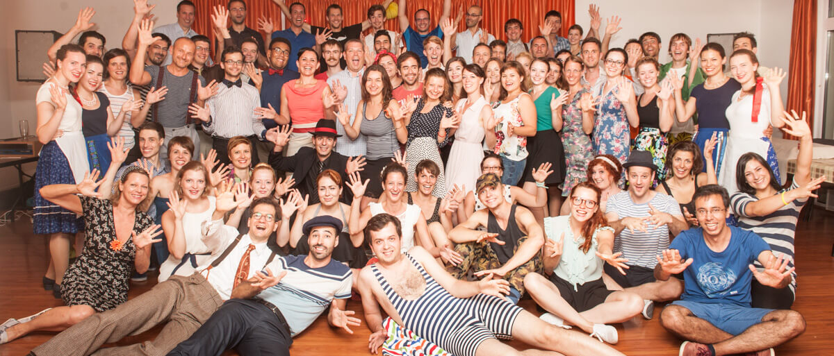 Central European Swing Dance Camp
