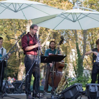 Bartosz Smorągiewicz Gypsy Jazz Ensemble, fot. materiały organizatora