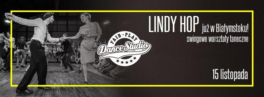 Warsztaty Lindy Hop w Białymstoku