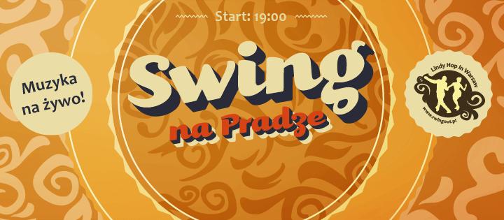 Swing na Pradze - swingowe potańcówki w Centrum Promocji Kultury