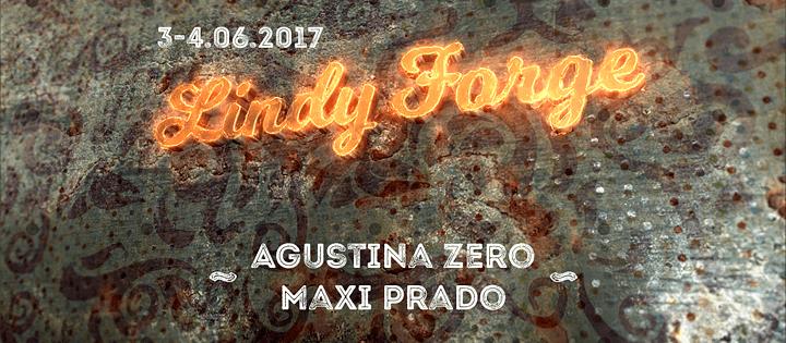 Warsztaty Lindy Hop z Agustiną Zero i Maxim Prado w Warszawie