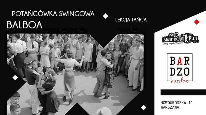 Potańcówka swingowa | Balboa