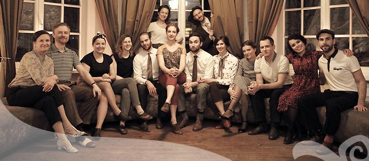 Lindy Hop, Collegiate Shag, Balboa, Blues, Authentic Jazz w Warszawie. Studio Tańca Swingowego SWINGOUT.PL