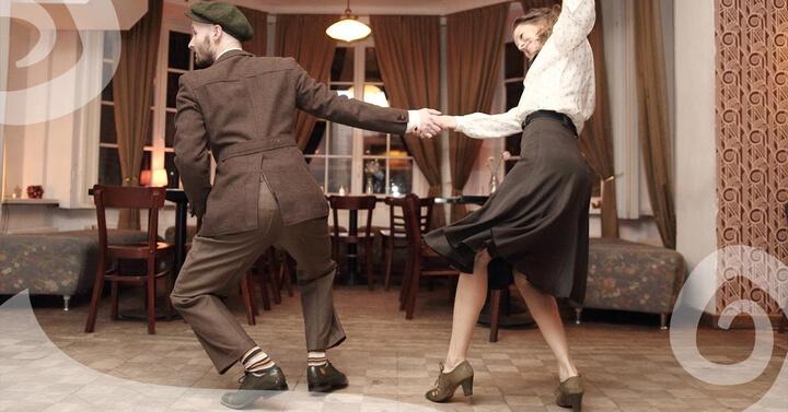 Lindy Hop Intro w SWINGOUT.PL