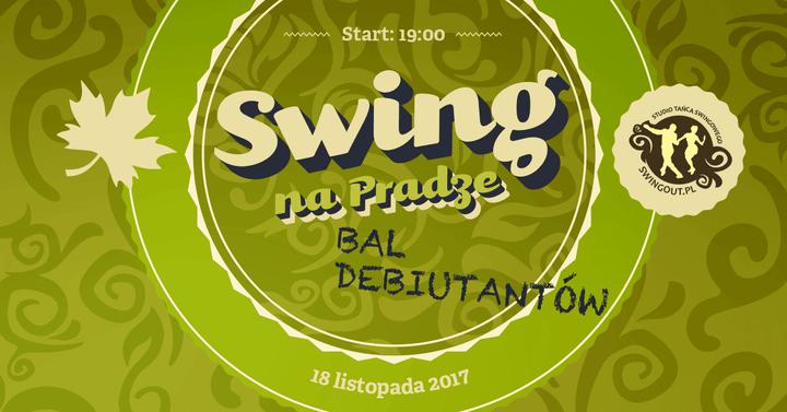 Swing na Pradze: Bal Debiutantów