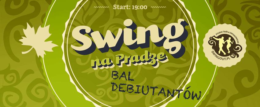 Swingowy Bal Debiutantów - potańcówka Lindy Hop dla początkujących
