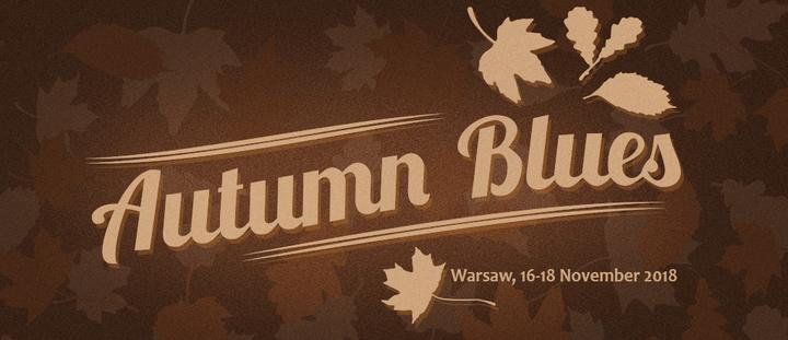 autumn blues 2018