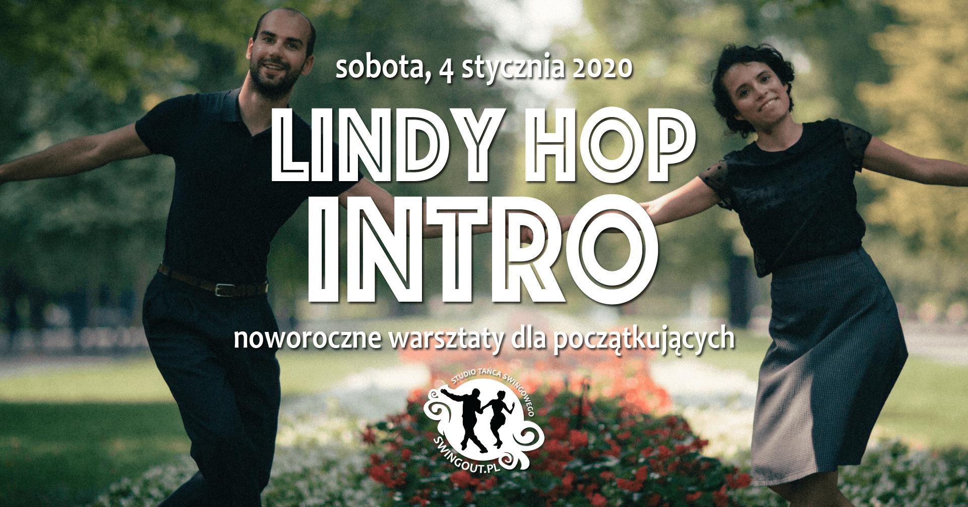 Warsztaty wprowadzające Lindy Hop Intro