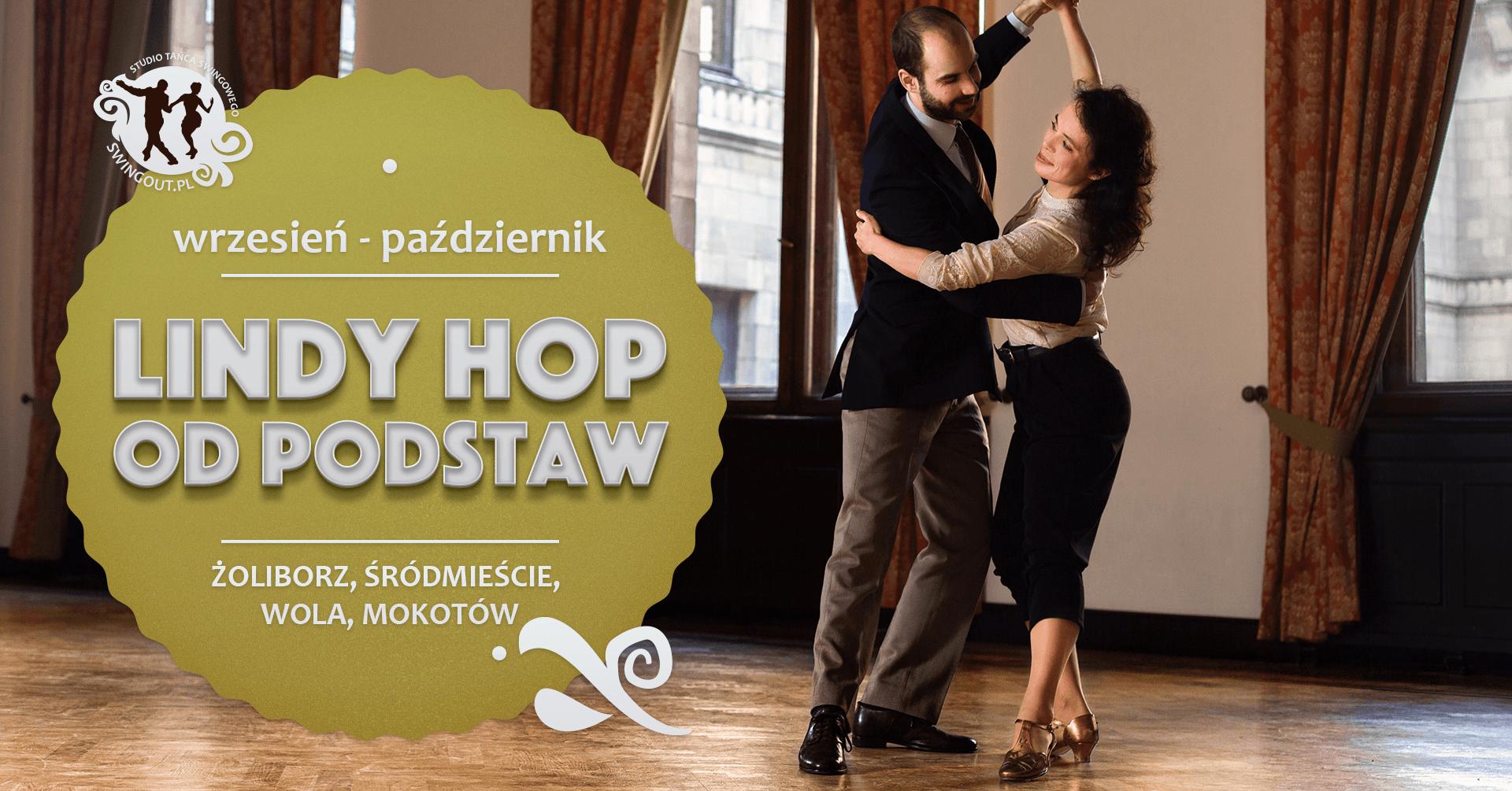 Wrześniowe kursy Lindy Hop dla początkujących