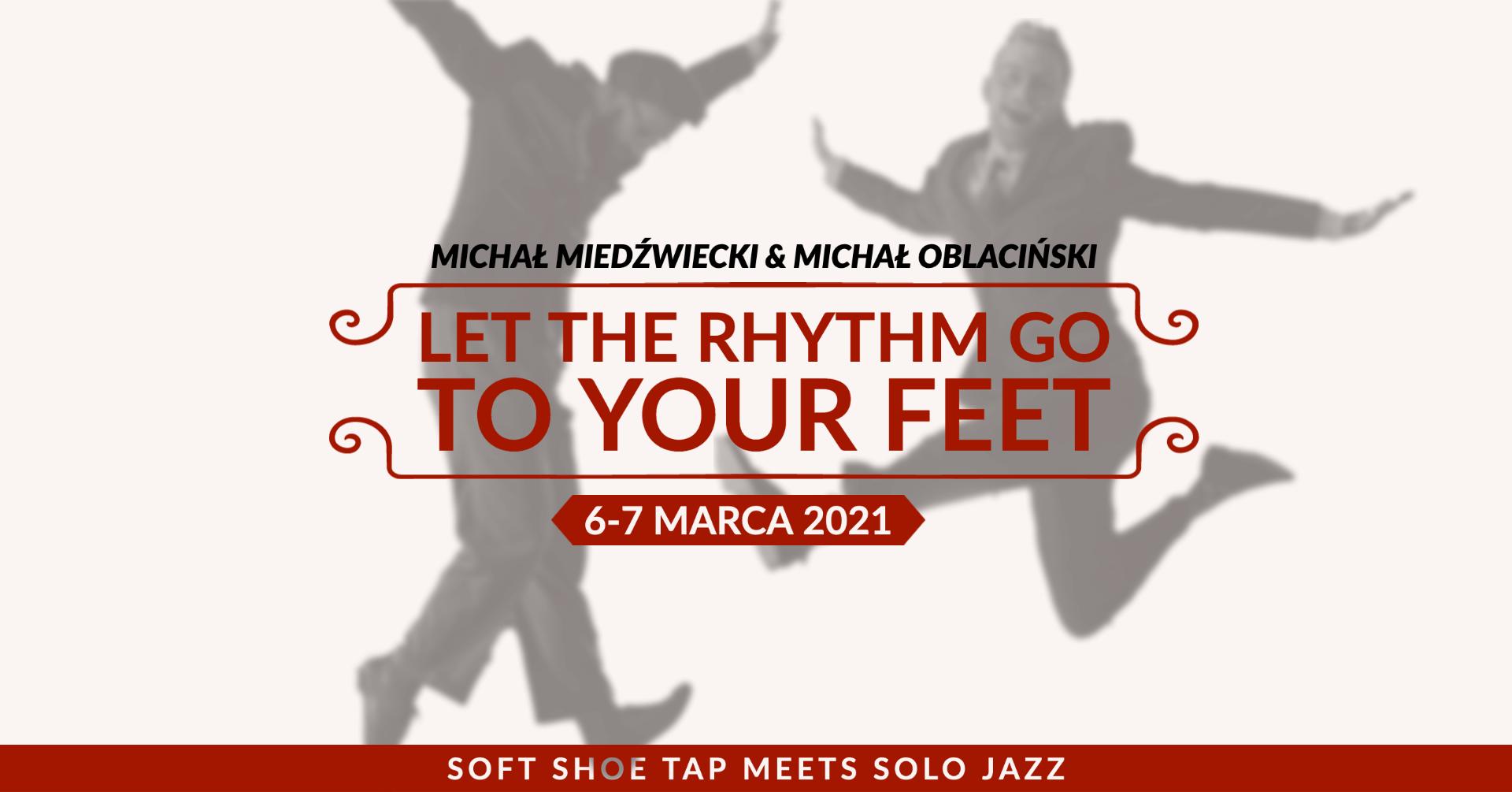 Warsztaty Soft Shoe Tap i Solo Jazz