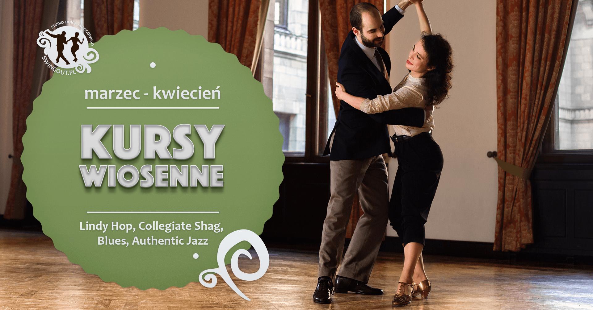 Kursy Lindy Hop, Collegiate Shag, Bluesa i Authentic Jazz w Warszawie
